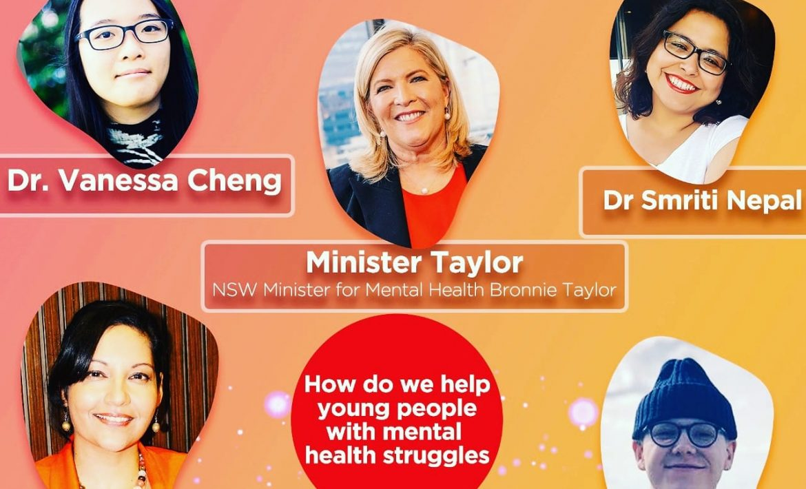 Let's Talk - Youth Mental health matters